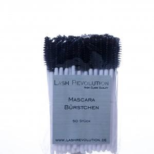 Mascara schwarz-weiss