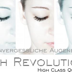 Lash Revolution - Werbematerial